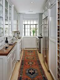 tapis de sol cuisine moderne cuisine blanche moderne avec des id es tapis de sol cuisine