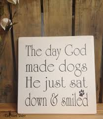 dog sign dog lover gift dog wall decor some of my best