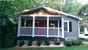 affordable front porch makeover