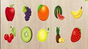 learn names of fruits and vegetables youtube