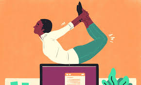 Computer And Desk Stretches Top 10 Ways To Avoid Joint And Wrist Pain At The Office