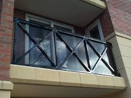 steel juliet balconies from iron design in west midlands
