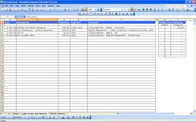 Novated Lease Calculator Spreadsheet Profit And Expense Spreadsheet Laobingkaisuo Com