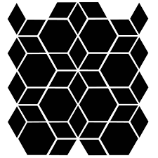 64 Best Moroccan Stencil And by Hexagon U0026 Diamond Pattern On Reusable Laser Cut Stencil