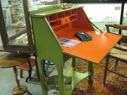 Secretary Style Desk by C Dianne Zweig Kitsch U0027n Stuff Update A Vintage Lady U0027s Drop