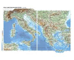 Italy Map Cities Maps Of Italy Detailed Map Of Italy In English Tourist Map Of
