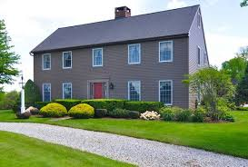 Saltbox Colonial Horse Farm For Sale Goshen Ct Equestrian Properties