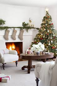 Country Star Decorations Home by 35 Christmas Mantel Decorations Ideas For Holiday Fireplace
