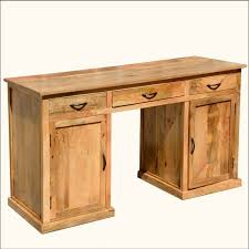 Metro Studio Solid Wood Computer Desk In Honey Pine 99042 by All Wood Computer Desk U2013 Interior Rehab