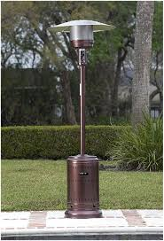 rent patio heaters backyards chic red ember carbon collapsible gun metal glass tube