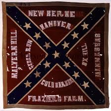 Civil War Rebel Flag The History Of The Flags In Lee Chapel And Museum Washington And