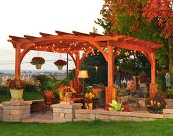 country lane woodworking outdoor patio and garden shade pergola