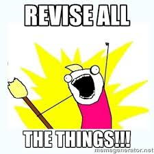 Writing Memes - revision memes dive into writing