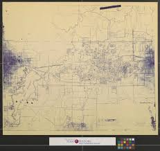 Old Texas Map Map Of Arlington Texas The Portal To Texas History