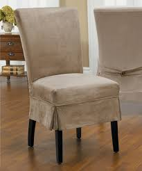 Ideas For Parson Chair Slipcovers Design Dining Chair Cover In Beautiful Textured Linen Inside Covers
