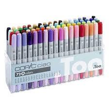 copic tiger pens