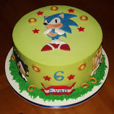 sonic the hedgehog cake toppers sonic cakes decoration ideas birthday cakes