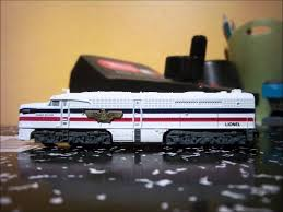 southwesternsteam s lionel hallmark ornament collection 2011