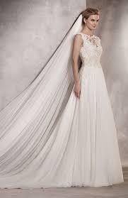 pronovias wedding dresses pronovias atlantis organza flared wedding dress sale price 1750
