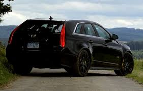 hennessey cadillac cts v wagon motor trend takes a cadillac cts v wagon to the ring gm authority