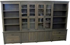 Bookcase With Frosted Glass Doors Custom Home Entertainment Centers And Built In Book Shelves