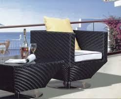 Toms Outdoor Furniture by Black Wicker Swival Chairs Tom Outdoor Swivel Chair Outdoor