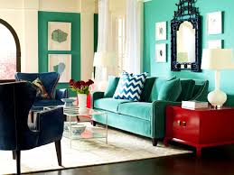 Red Table Lamps For Living Room by Yellow Gray And Turquoise Living Room Red Armchair Room De Beige
