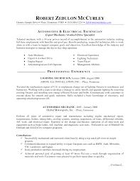 aircraft mechanic resume sample resume electrical technician resume sample perfect electrical technician resume sample medium size perfect electrical technician resume sample large size