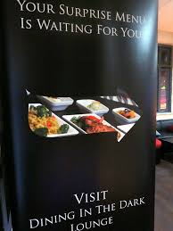 Blind Dining Singapore Eat Drink Kl Dining In The Dark U0026 Ten On Changkat