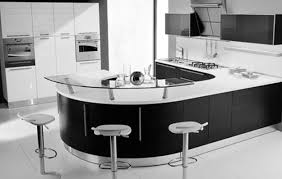 Black And White Kitchen Design Ideas 30 Jpg Pictures To by Kitchen Unique Normabudden Com