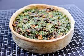 cuisine quiche green quiche with walnuts recipe chocolate zucchini