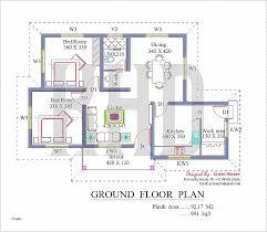 3 bedroom house floor plan house plan best of 1200 sq ft house plans kerala mod hirota