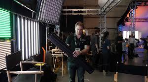 source maker blanket ribbon led lights cine gear 2014
