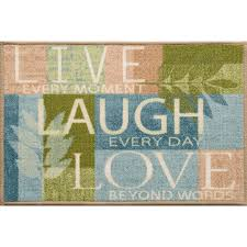 live laugh love home decor live laugh love decorative tile by on