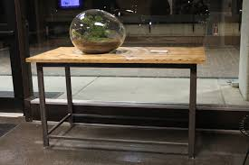 biophilic cities table installed uvafab