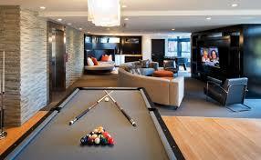 modern basement design 21 stunning modern basement designs