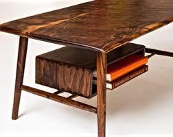 modern walnut coffee table coffee table geometric mid century modern powder coated