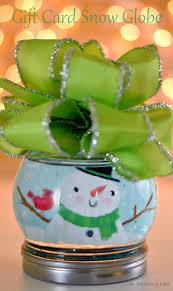 gift card snow globe gift card snow globe as the bunny hops