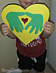 diy i love you handprint craft for kids great keepsake gift