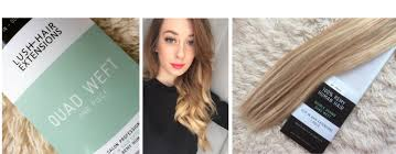 lush hair extensions make me up uk beauty make up reviews beauty tips