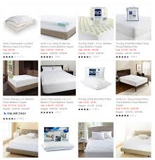 comfy bedding sale mattress pads toppers and pillows a slice