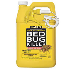 Bed Bugs Treatment Cost Harris 1 Gal Bed Bug Killer Hbb 128 The Home Depot
