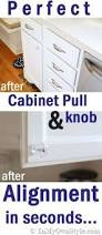How To Install Knobs On Kitchen Cabinets Installing Kitchen Cabinet Hardware Installing Kitchen Cabinets