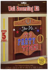amazon com high riding western party saloon door scene setter