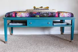 Diy Ottoman Coffee Table Diy Ottoman Coffee Table