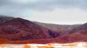 Snow In Sahara Sahara Desert Sees Snow For The First Time In 37 Years World