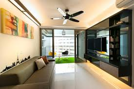 Interior Designers To Check Out Home  Decor Singapore - Living room design singapore