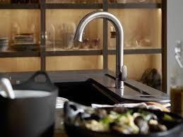 kohler k72218b7cp studio41 polished chrome touchless kitchen