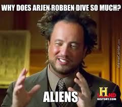 Robben Meme - arjen robben by dwayne bickersteth meme center