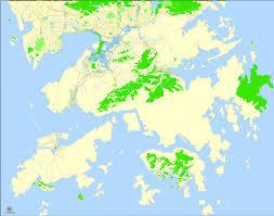 printable maps hong kong hong kong china printable vector street g view level 17 100